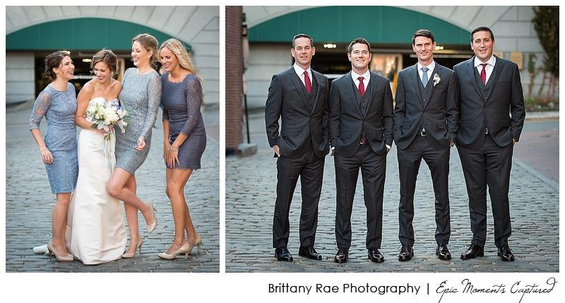 Portland Maine Wedding - Wharf Street Wedding