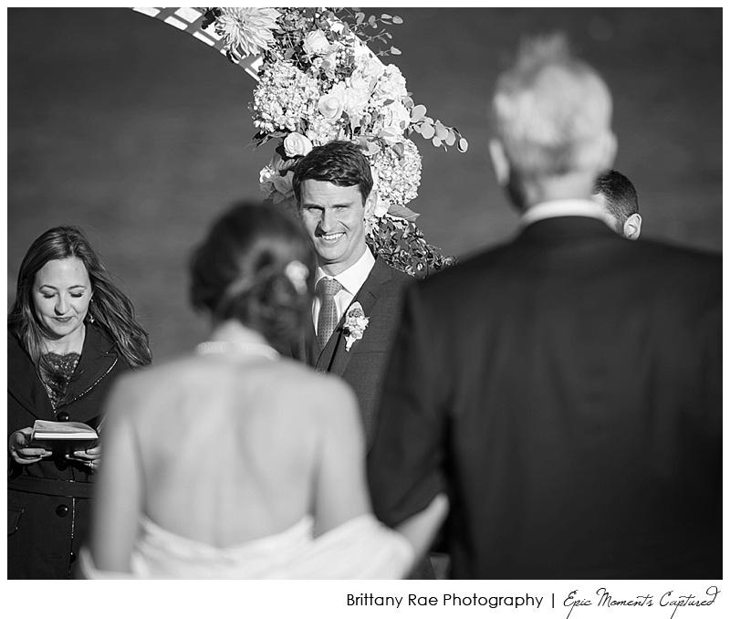 Portland Maine Wedding - Fort Allen Park Wedding Ceremony