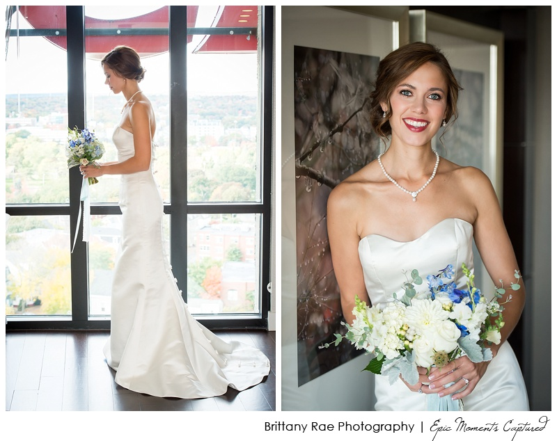 Portland Maine Wedding - Westin Harborview Wedding