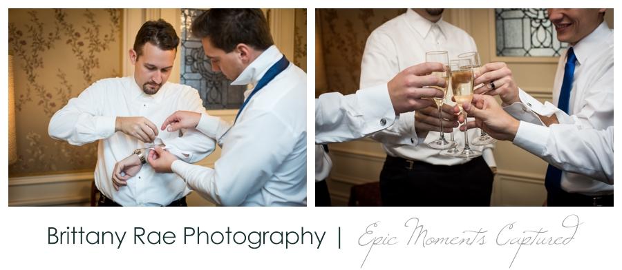 Searles Castle Wedding in Fall - 9