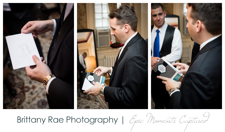 Searles Castle Wedding in Fall - 11
