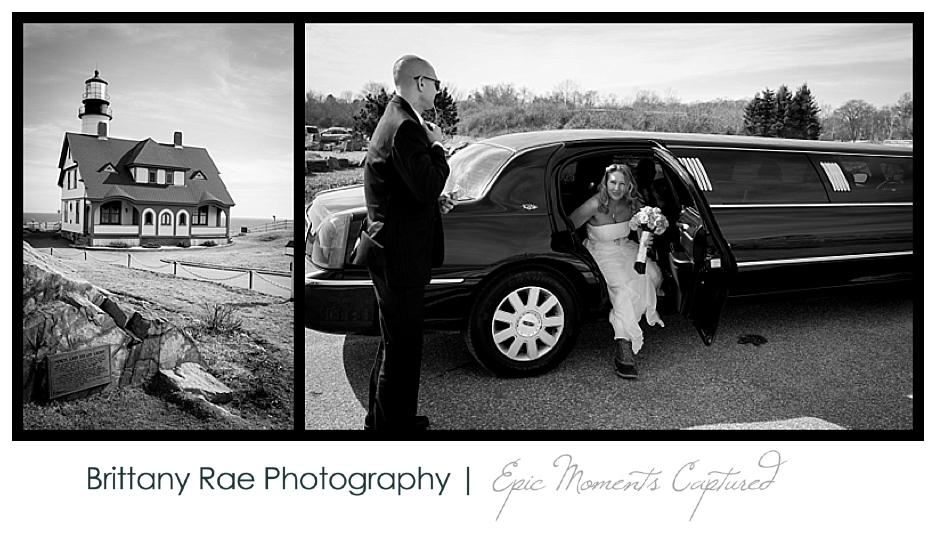 Portland Headlight Wedding, Cape Elizabeth, Maine - 6