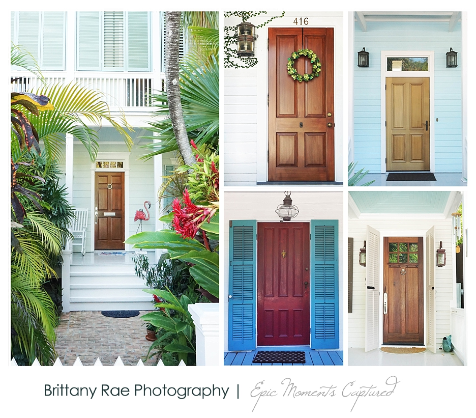 The Doors of Key West Florida