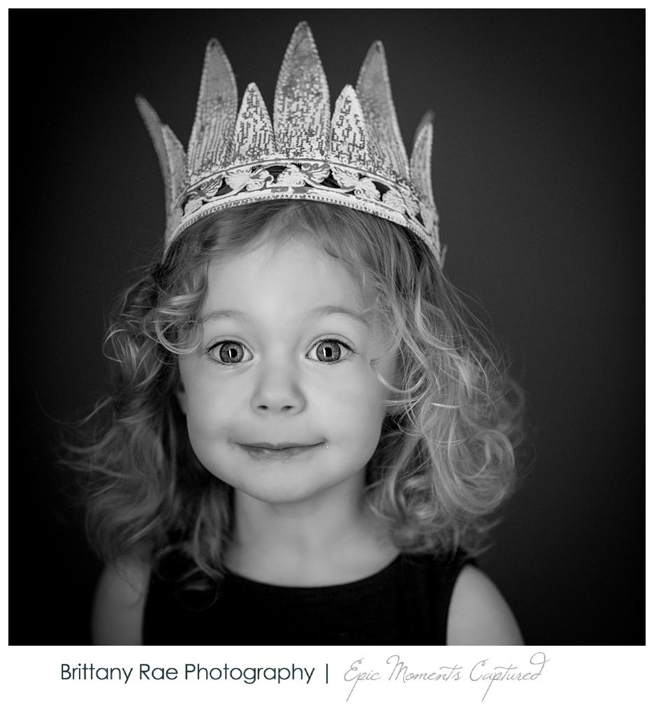 Black and White Children's Portraits in Scarborough Maine -