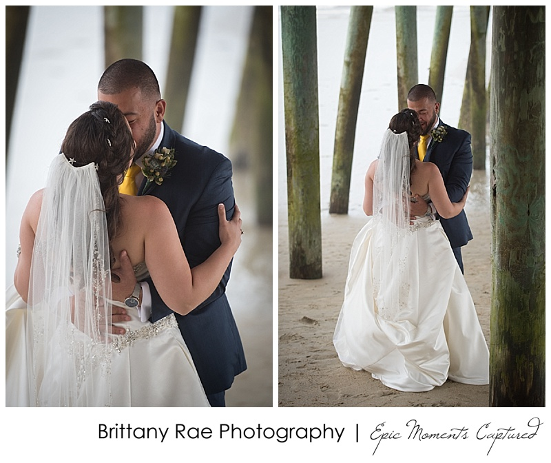 Old Orchard Beach Wedding - First Look