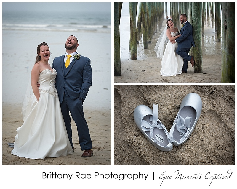 Old Orchard Beach Wedding - Fun Wedding Pictures