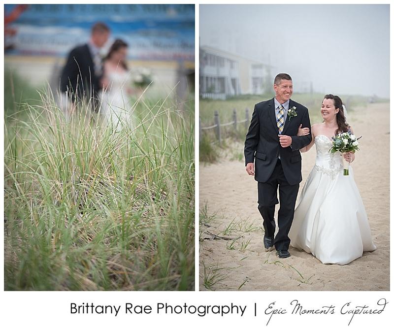 Old Orchard Beach Wedding - Beach Wedding