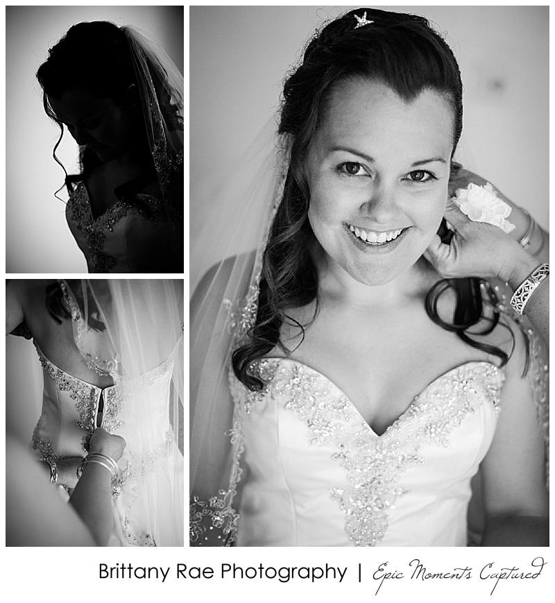 Old Orchard Beach Wedding - Bridal Portraits