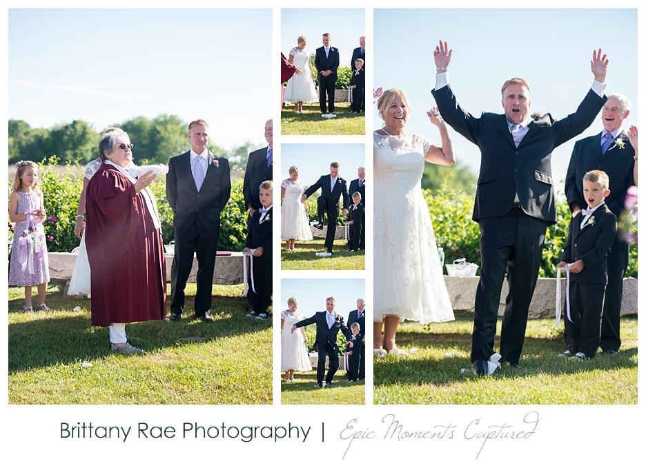 Nonantum Wedding Kennebunkport Maine - Jewish Wedding Ceremony