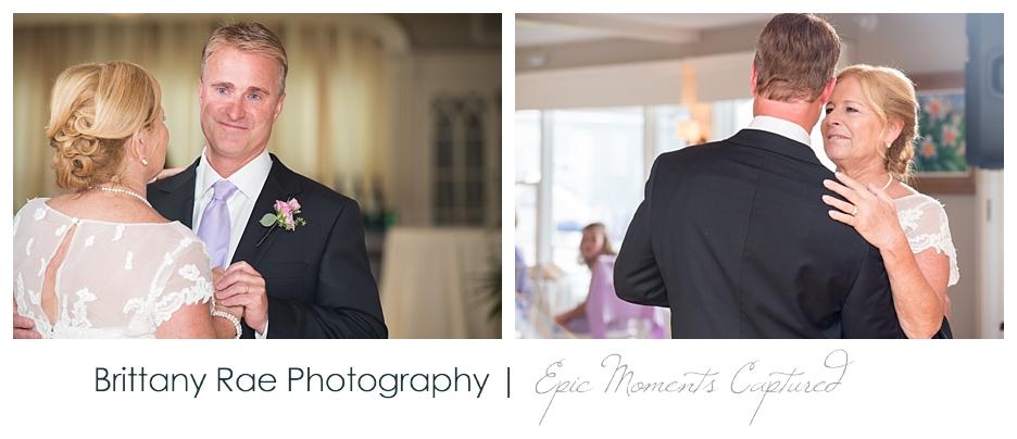 Nonantum Wedding Kennebunkport Maine - First Dance