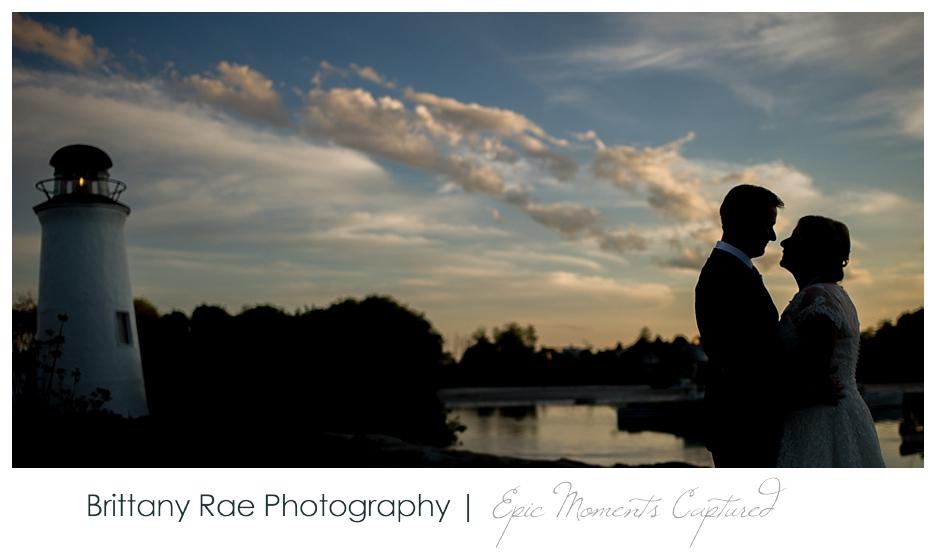 Nonantum Wedding Kennebunkport Maine - Sunset Portraits