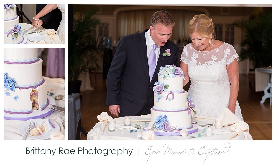 Nonantum Wedding Kennebunkport Maine - ConfectionArt Cake