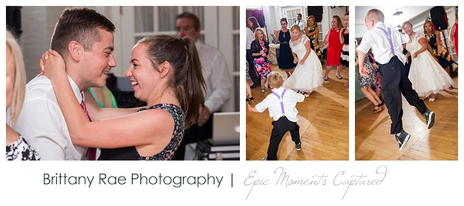 Nonantum Wedding Kennebunkport Maine - Dancing Reception