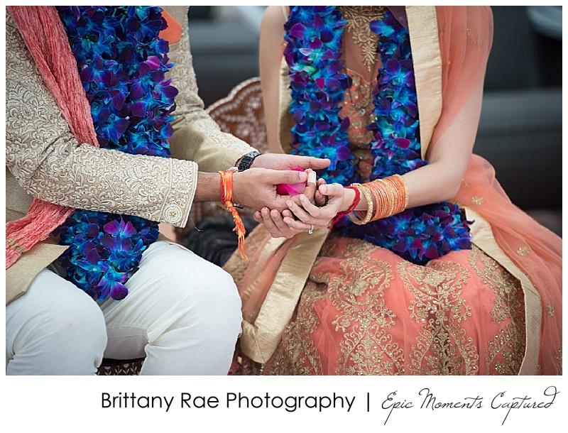 Hindu Wedding on Odyssey in Boston - Hindu details