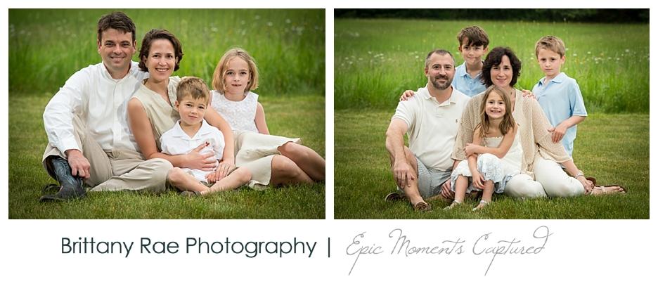 New Hampshire Family Portraits - Small Family Portraits