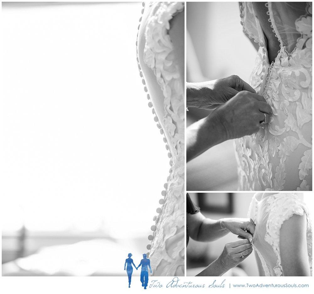 Peaks Island Wedding Photographers, Harborview at Jones Landing wedding, Portland Maine, Two Adventurous Souls_Andrea's Bridal Dress
