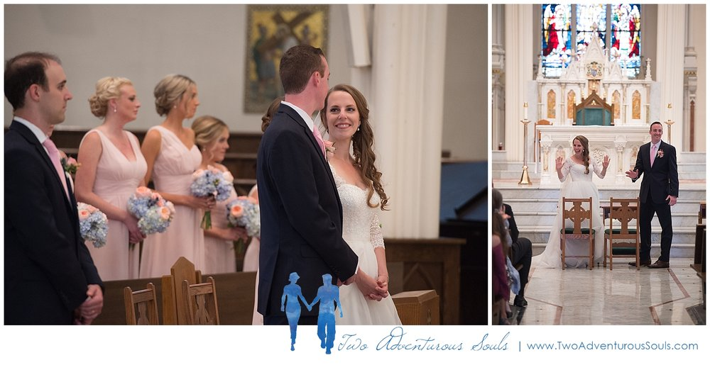 Woodlands Country Club Wedding, Maine Wedding Photographers_The Cathedral of the Immaculate Conception Wedding