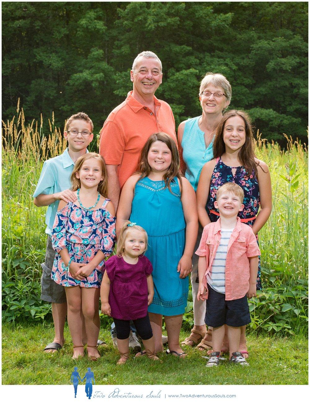 Maine Family Photographer - Central Maine -