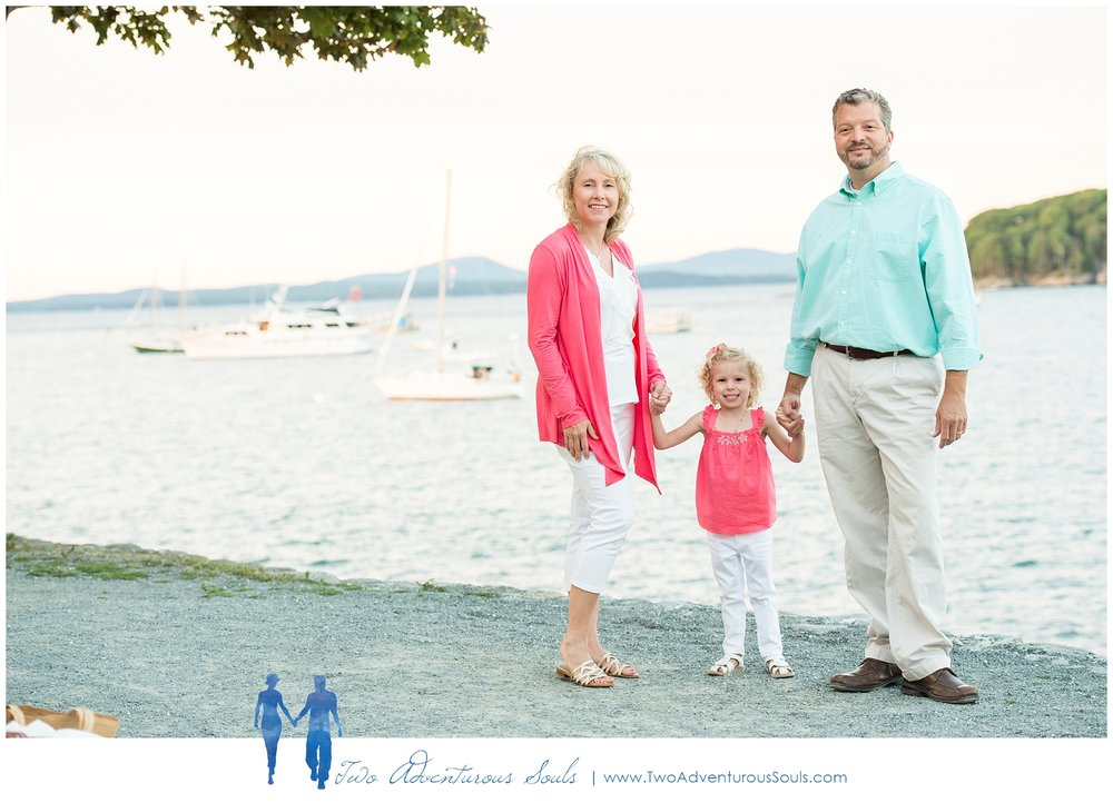 Bar Harbor Family Portraits, Mount Desert Island Photographer -