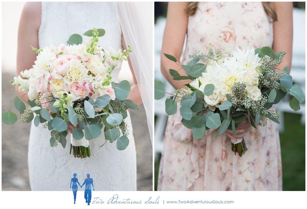 Breakwater Inn and Spa Wedding, Kennebunkport Wedding, Maine Wedding - Calluna Fine Flowers Bridal Bouquet