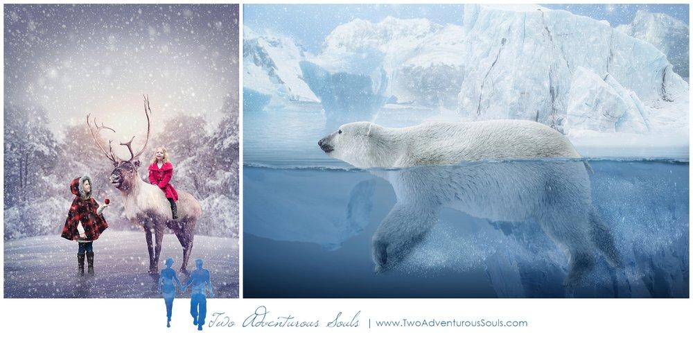 Holiday Mini Session, Maine Fantasy Fine Art Photographer - Two Adventurous Souls