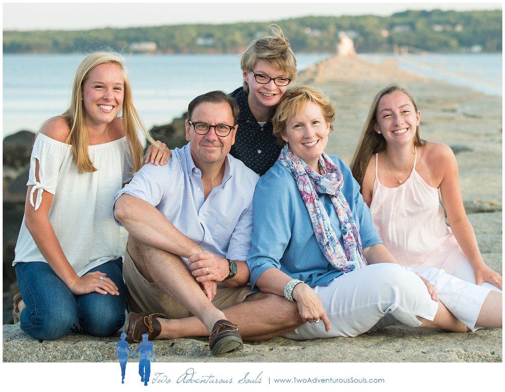 Samoset Family Portraits, Rockland Maine Family Photographer -