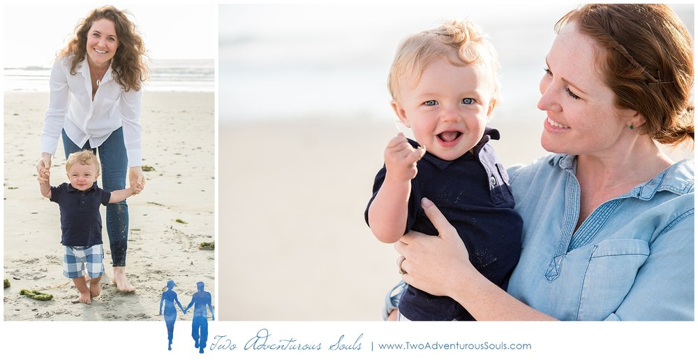 Drakes Island Family Portraits, Wells Family Portraits -