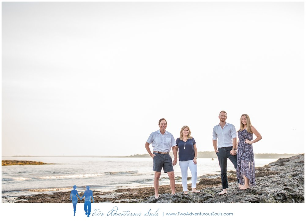 Higgins Beach Family Portraits, Maine Family Photographer -