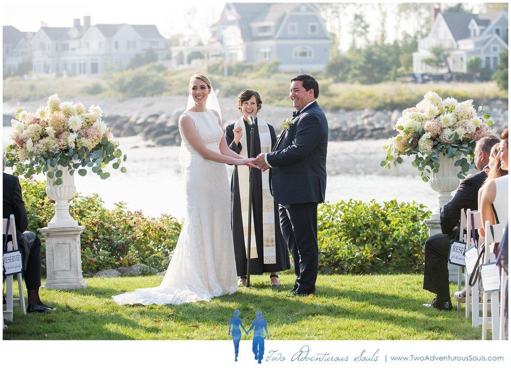 Maine Wedding Photographers, Destination Wedding Photographers - The Breakwater Inn Wedding Photographers