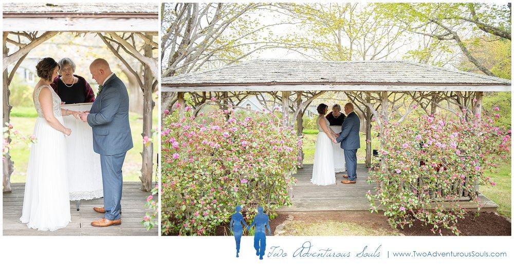 Norumbega Inn Wedding by Maine Wedding Photographers - Camden Wedding - 8