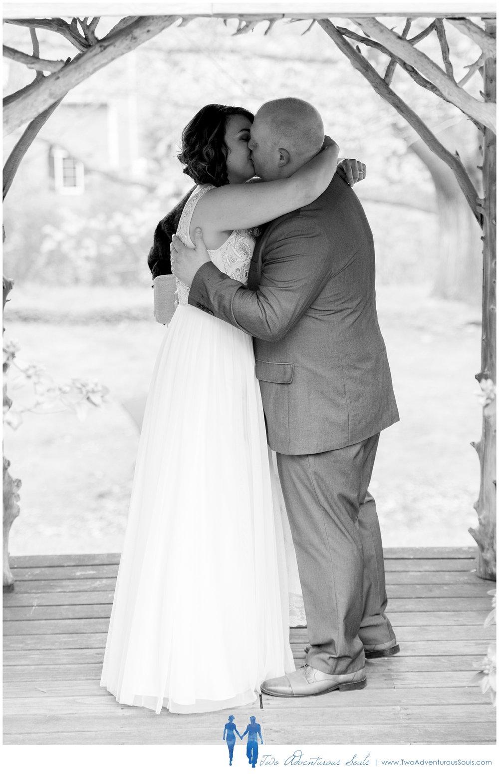 Norumbega Inn Wedding by Maine Wedding Photographers - Camden Wedding - 9