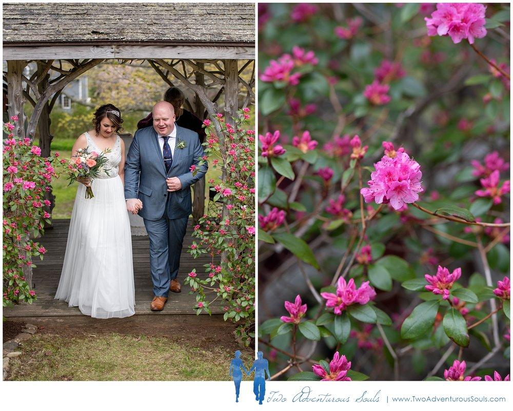 Norumbega Inn Wedding by Maine Wedding Photographers - Camden Wedding - 10