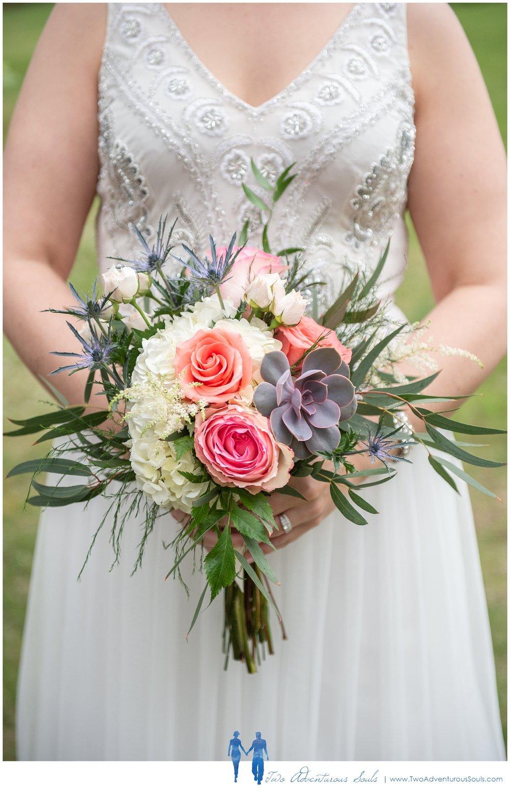 Norumbega Inn Wedding by Maine Wedding Photographers - Camden Wedding - 11