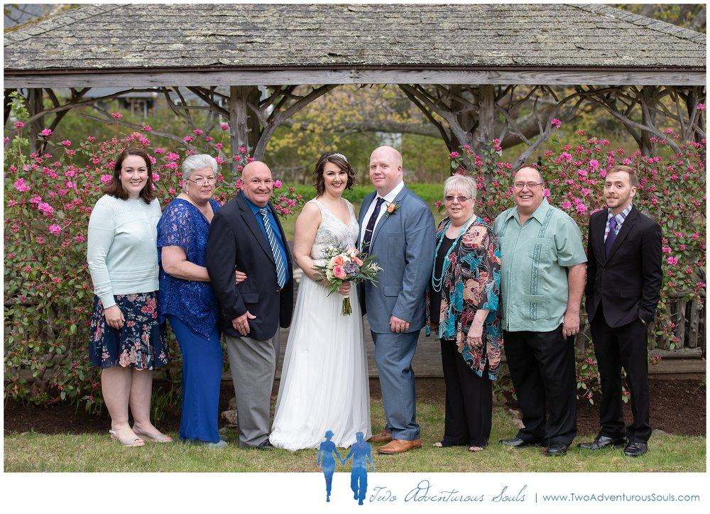 Norumbega Inn Wedding by Maine Wedding Photographers - Camden Wedding - 12