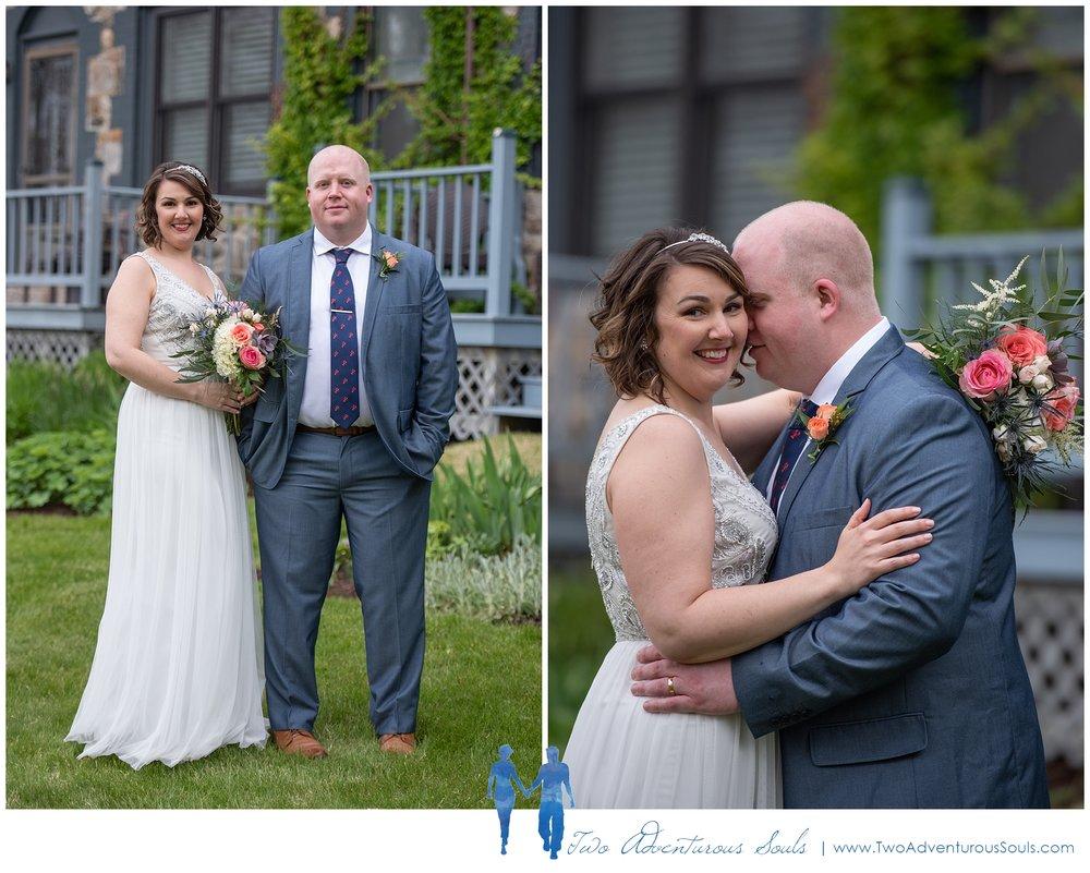 Norumbega Inn Wedding by Maine Wedding Photographers - Camden Wedding - 13