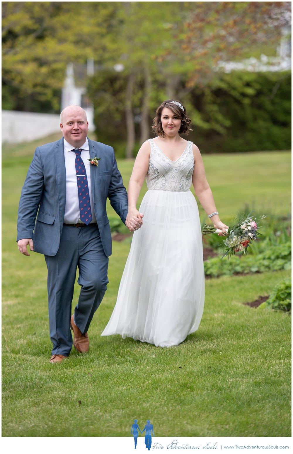 Norumbega Inn Wedding by Maine Wedding Photographers - Camden Wedding - 14