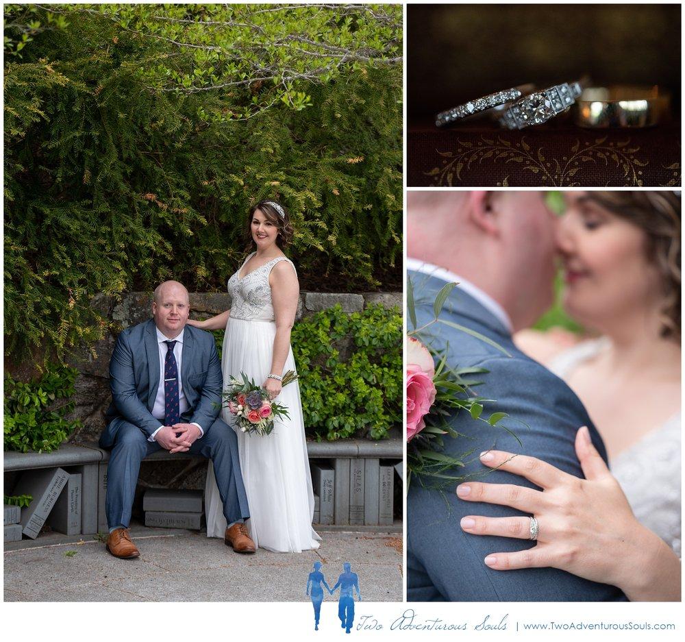 Norumbega Inn Wedding by Maine Wedding Photographers - Camden Wedding - 17