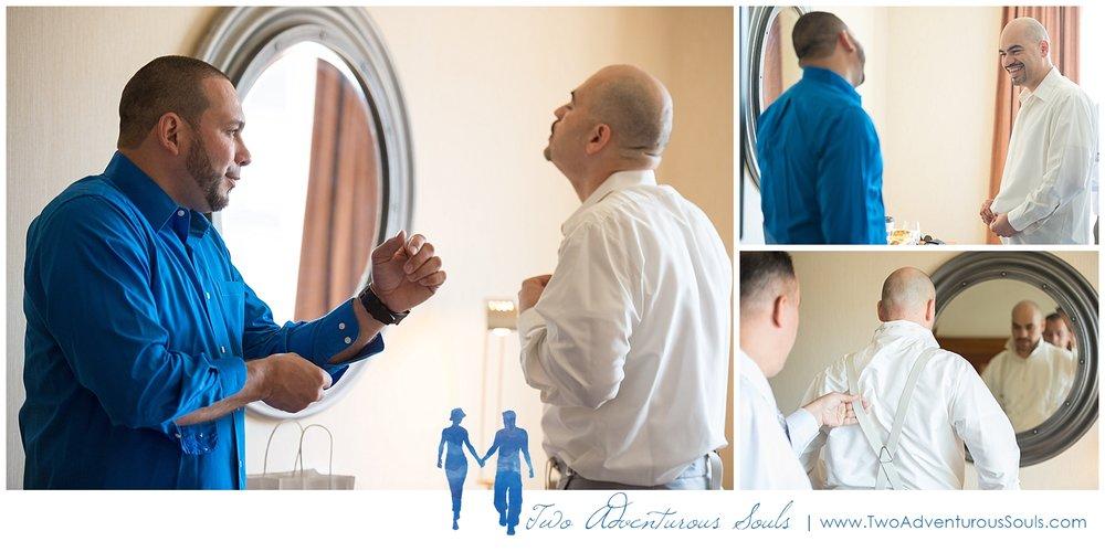 Harborview at Jones Landing Wedding by Maine Wedding Photographers - 2