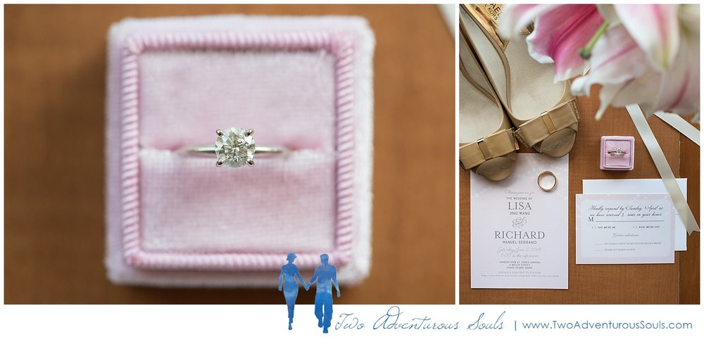 Harborview at Jones Landing Wedding by Maine Wedding Photographers - 10