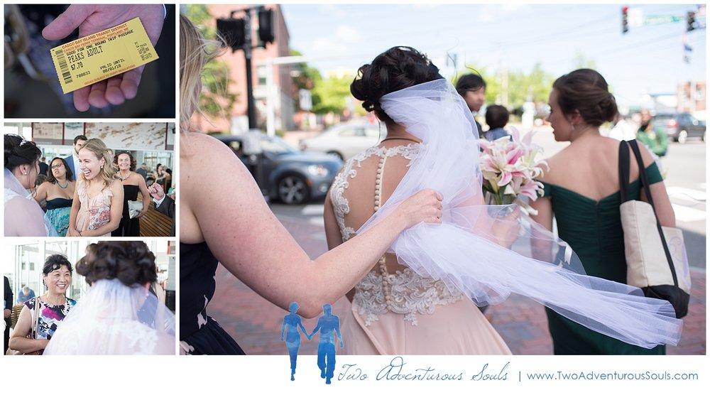 Harborview at Jones Landing Wedding by Maine Wedding Photographers - 13