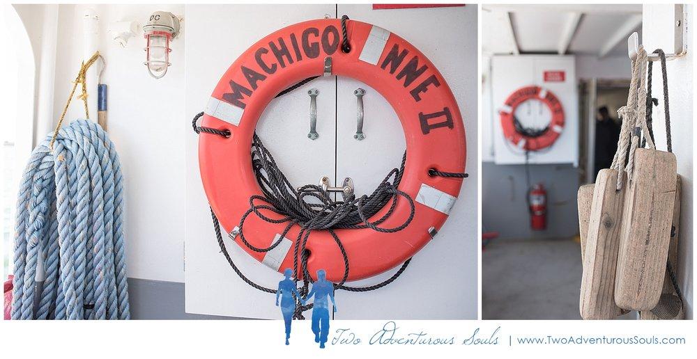 Harborview at Jones Landing Wedding by Maine Wedding Photographers - Peaks Island Ferry - 14