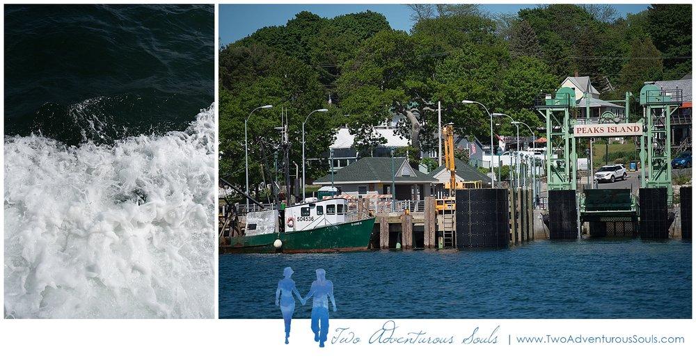 Harborview at Jones Landing Wedding by Maine Wedding Photographers - 15