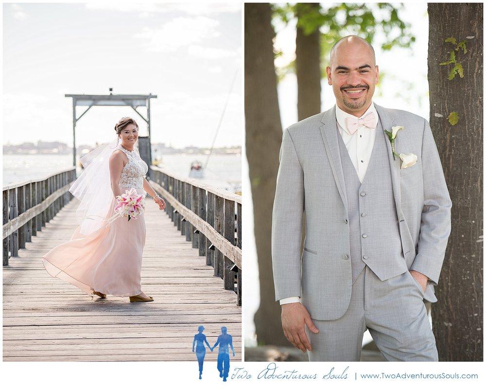 Harborview at Jones Landing Wedding by Maine Wedding Photographers - 17