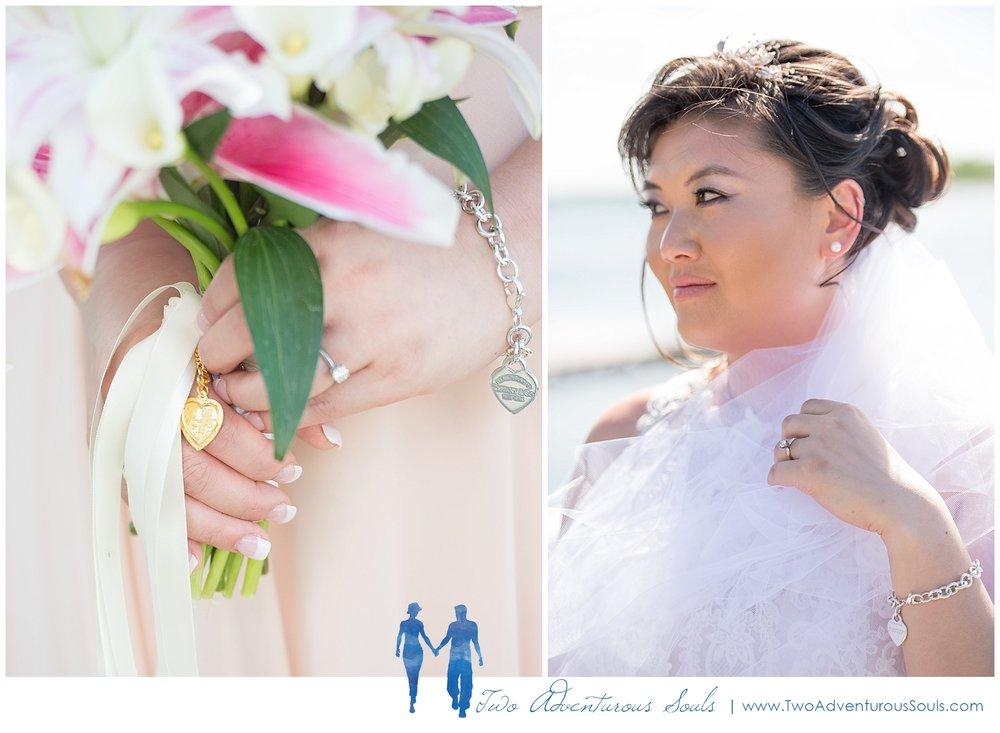 Harborview at Jones Landing Wedding by Maine Wedding Photographers - 18