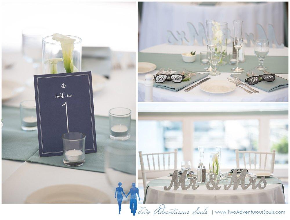 Harborview at Jones Landing Wedding by Maine Wedding Photographers - 19