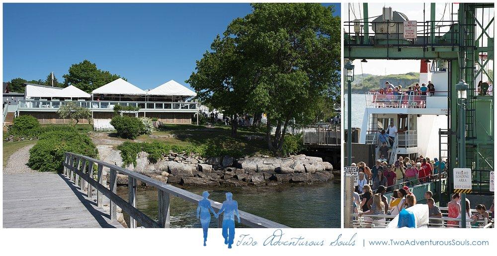 Harborview at Jones Landing Wedding by Maine Wedding Photographers - 20