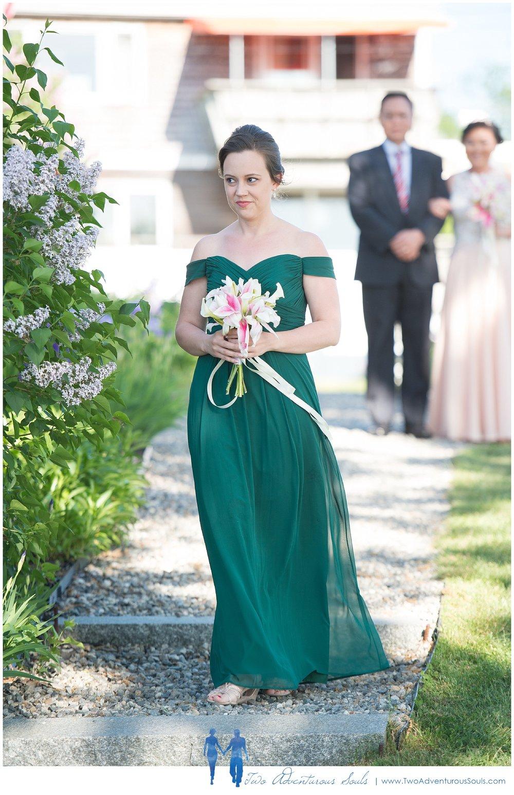 Harborview at Jones Landing Wedding by Maine Wedding Photographers - 21