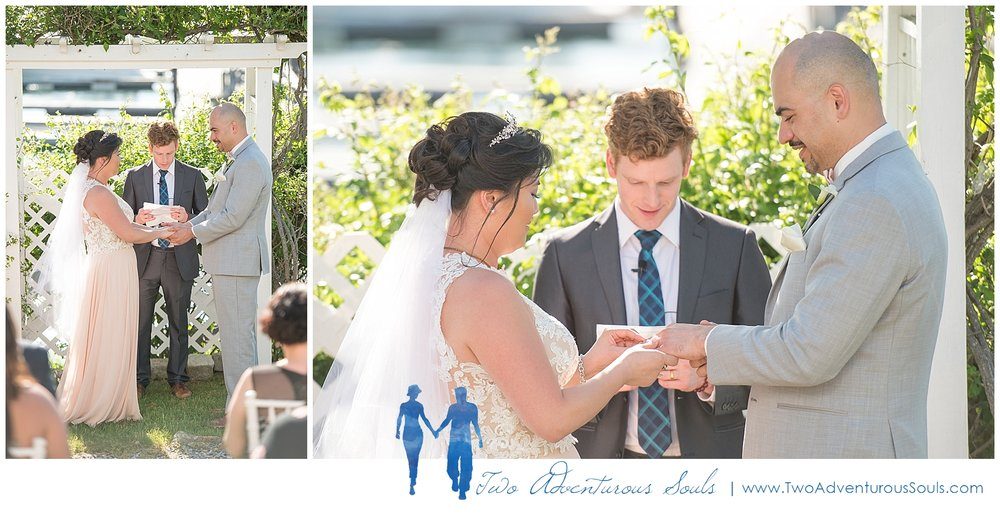 Harborview at Jones Landing Wedding by Maine Wedding Photographers - 25