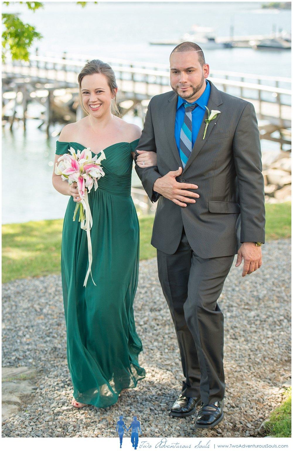 Harborview at Jones Landing Wedding by Maine Wedding Photographers - 28