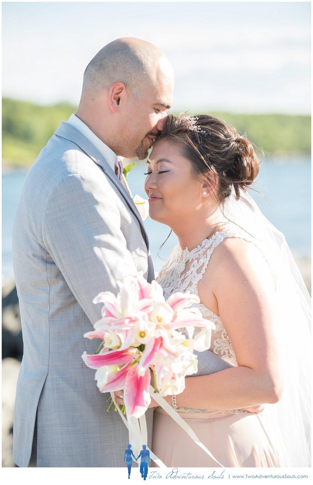 Harborview at Jones Landing Wedding by Maine Wedding Photographers - 29